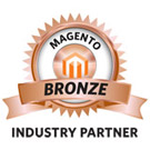 A Bronze Magento Industry Partner